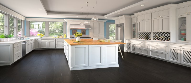 7 Best RTA Kitchen Cabinet Design Trends for 2018