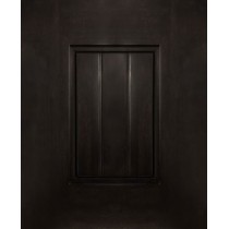 --Sample Door Ash Black Country Kitchen Cabinets