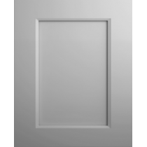 --Sample Door Classic Gray Kitchen Cabinets