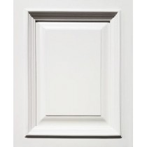 --Sample Door Colonial White Kitchen Cabinets