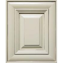 --Sample Door Cottage Cream Kitchen Cabinets