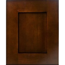 --Sample Door Uptown Espresso Shaker Kitchen Cabinets