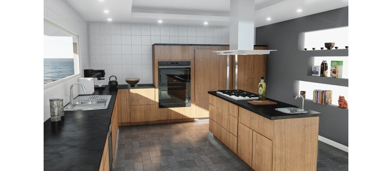 How You Can Modernize Your Home With European Style Kitchen Cabinets