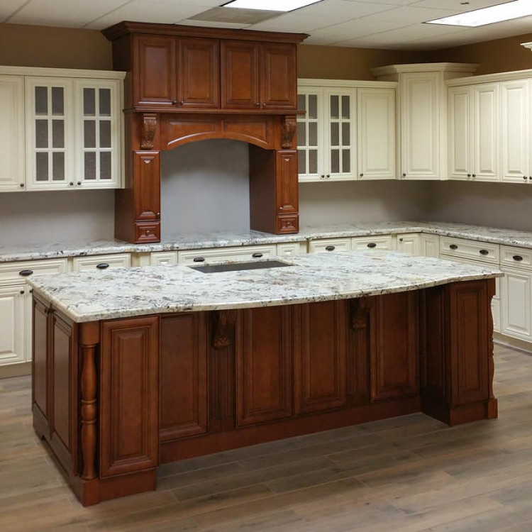 Kitchen Cabinets In Fort Lauderdale: Honey Kitchen Cabinets
