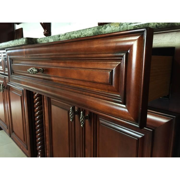 Cabernet Sauvignon - Antique Cabinets - Cherry Kitchen ...