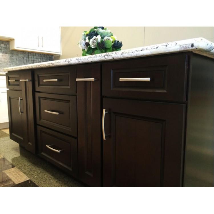 Black Shaker - Modern Cabinets - Black Kitchen Cabinets ...