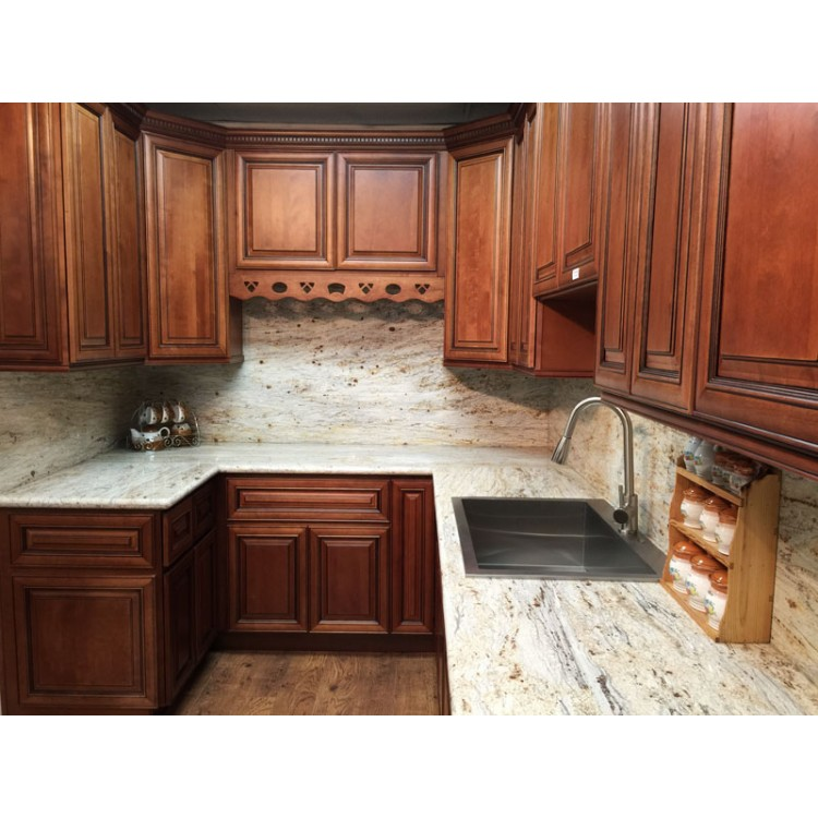 cider brown kitchen cabinets rta cabinets pre RTA Kitchen Cabinets Cherry Finish Unfinished RTA Kitchen Cabinets