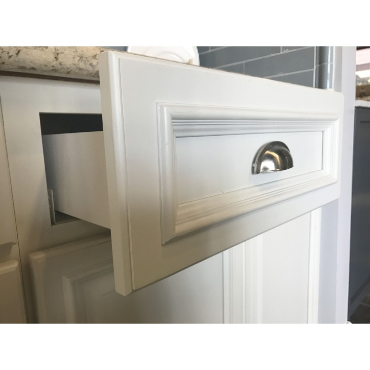 White Rta Kitchen Cabinets: Colonial White Cabinets