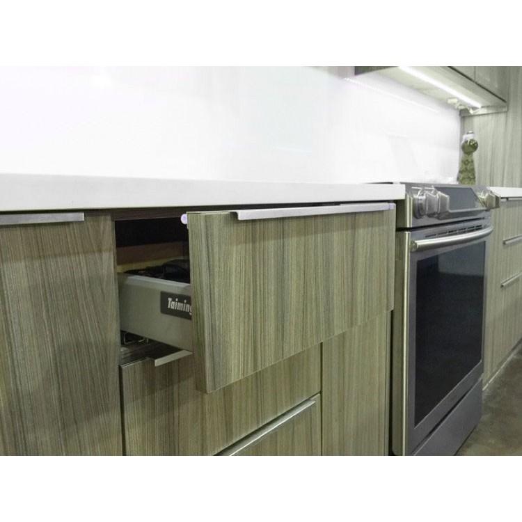 Linen Kitchen Cabinets: Linen Gray Cabinets Kitchen
