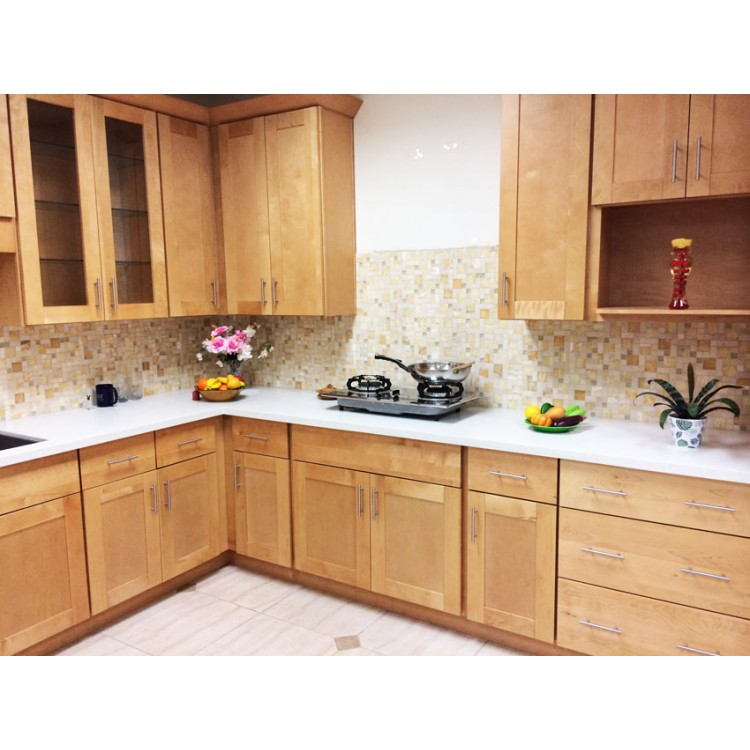 Natural Maple Kitchen Cabinets: Maple Kitchen Cabinets