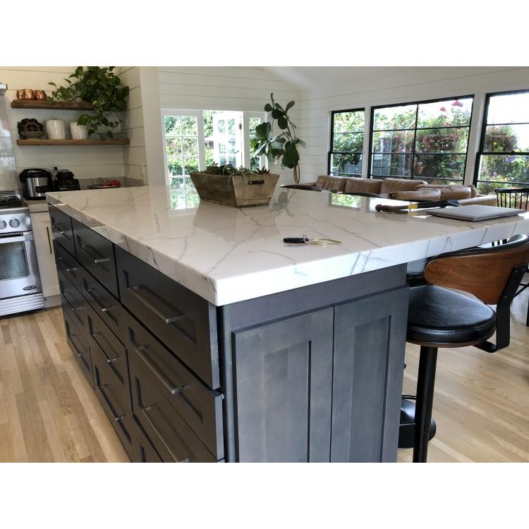 Phantom Gray Shaker, stain gray cabinets, gray cabinets ...