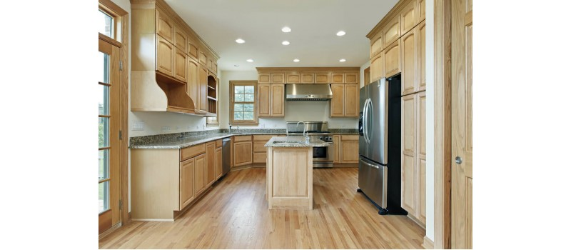 Benefits of Installing Mid-Century Oak Kitchen Cabinets in Your Home