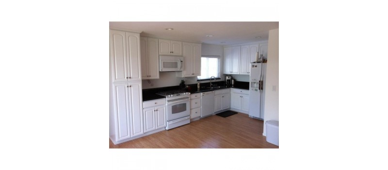 Why Should You Install White Kitchen Cabinets in Your Home