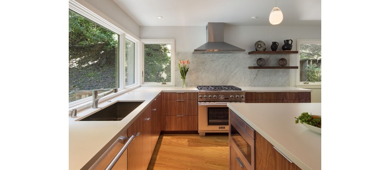 How to Design a Perfect Mid-Century Modern Kitchen with Mid-Century Modern Cabinets?