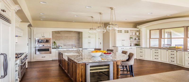5 Reasons to Use Custom Kitchen Cabinets