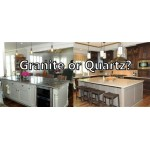 Granite or Quartz- Which One is Better for Your Kitchen Countertop
