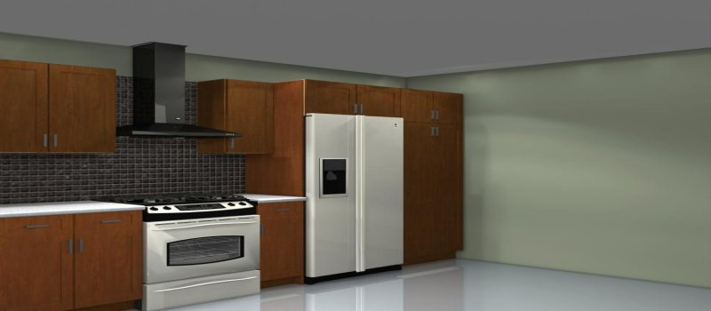How to Integrate Your Kitchen Cabinet and the Refrigerator