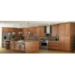 Why Should You Follow the Current Trend of Wood Alternative Kitchen Cabinet?