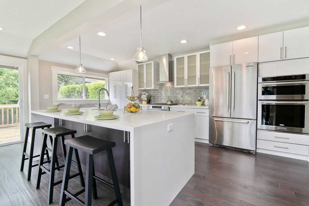 Bamboo Kitchen Cabinets With 3 Styles Sale Online